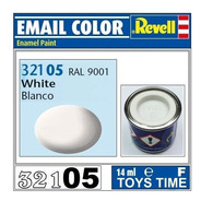 Pintura Revell Enamel Mate Color   321 05 Blanco