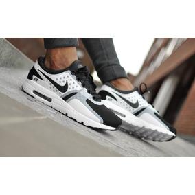 Zapatillas Nike Air Max Zero Essential White Black 13 Usa