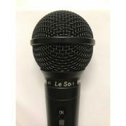 Microfone Profissional Sm-48 Cardioide Unidirecional