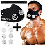 Mascara Altura Entrenamiento Oxigeno Crossfit Mma Boxeo Gym