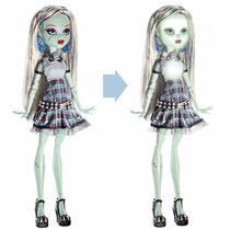 Boneca Frankie Stein Monster High Choque Eletrizantes Mattel