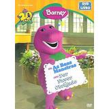 Barney As Boas Maneiras Por Favor E Obrigado[dvd E Livro