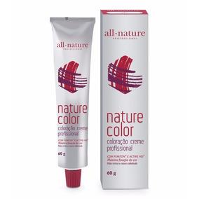 Coloração Capilar All Nature Melhor Tinta Para Seus Cabelos