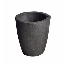 Crisol De Grafito Fundir Metales Oro Plata Cobre Laton 4kg