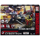 Transformers Titans Return Asedio En Cybertron
