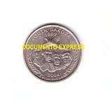 Moneda Americana Conmemorativa 4o De Dolar South Dakota 2006