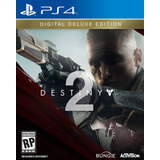 Destiny 2 - Digital Deluxe Edition Ps4 Playstation 4 Stock