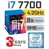 Procesador Intel Core I7 7700 4.2 Ghz 7 Gen 8mb 1151 Nuevo