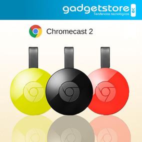 Google Chromecast 2 2015 Convierte Tu Tv En Smart Tv Full Hd