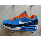 Nuevos Zapatos Nike Air Max Luharglide Para Caballeros 40-44