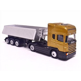 Camion Tolva Scania R Series Escala 1:87