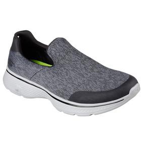 Zapatillas Skechers Go Walk 4 Tidal Hombre Caminata Imported