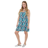 Vestido Maternal Para Amamantar Fibrana Super Fresco!!