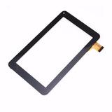 Tela Vidro Touch Tablet Dl 1603 7 Polegadas Preto