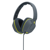 Auriculares Skullcandy Crusher Over-ear Con Mic 1 Gris-lima