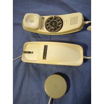 Antiguo Teléfono Retro Vintage Indetel Gondola De Disco