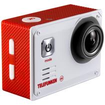 Telefunken Camara Wifi 4k Waterproof 140° Vision Tlf-ac4k