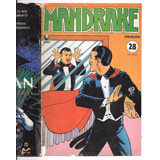 R416 Mandrake Coleção 28 Editora Globo No Mundo Do Espelho