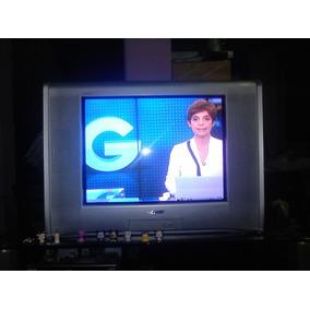 Tv Sony Wega 21 Pl. Ótima Para Games..abaixou