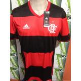 Jersey Adidas Flamengo De Brasil 2016 De Local 100% Original
