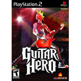 Juego Guitar Hero Playstation 2 Ibushak Gaming