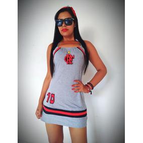 Flamengo Xl - Vestidos Femininas no Mercado Livre Brasil 641b0cd82793c
