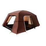 Barraca Camping 12 Pessoas Family Titan 6+6 - Guepardo