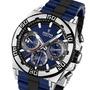 Reloj Festina F16659 Tour De France Cronografo 100m Wr Acero