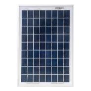 Painel Placa Solar Fotovoltaica Komaes Km 10w Padrão 12v