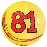 Bola Futsal Dalponte 81 Carboline Amarelo Original