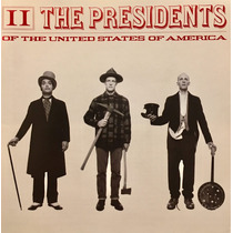 Cd The Presidents Of The United States Of America 2