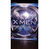X- Men Quadrilogy Blu Ray