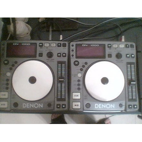 Cdj Denon 1000 O Par Mais Mixer