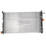 Radiador Chevrolet Vectra 97 Ade 2.0 / 2.2 / 2.4 Caja Aut.