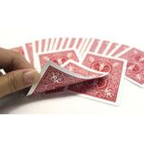 Cartas Para Truco De Magia Doble Dorso Rojo Bicycle Original