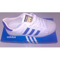 Remate Adidas Superstar Caballeros