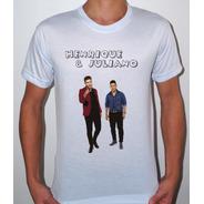 Camiseta Ou Baby Look Henrique E Juliano 02