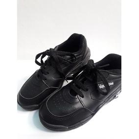 Zapatillas Nene Stone Negras Escolar 32
