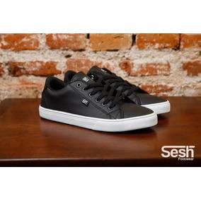 Zapato Zapatilla De Vestir Sesh Negra (exclusivo Promocion!!