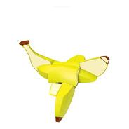 Cubo Magico Série Frutas - Formato Banana 3d
