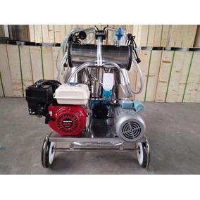 Ordeñadora Vaca Portátil Motor Honda Eléctrica/gasolina