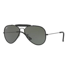 a0736774d71b0 Oculos Sol Ray Ban Aviador Craft Rb3422q 9040 58 Preto Verde