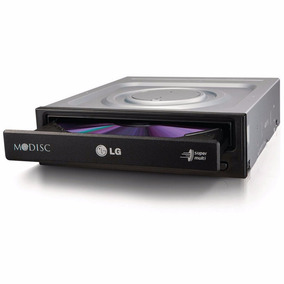 Grabadora Dde Cd Y Dvd Lg Sata C/cable Datos