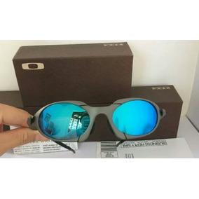 Óculos Oakley Romeo 1 Juliet Ice Thug Lentes Azul Bebe