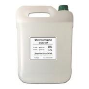 Glicerina Vegetal Grado Usp 10 L