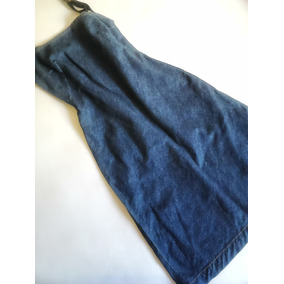 Vestido Jeans Básico P 34 Forum