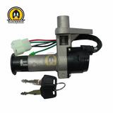 Interruptor Llave Para Italika Ds150/gs150/gts175/xs150