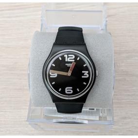 Reloj Swatch Blackhot Unisex Gb299b