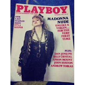Madonna Revista Playboy 1985