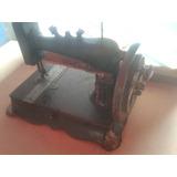 Antigua Maquina De Coser Manual